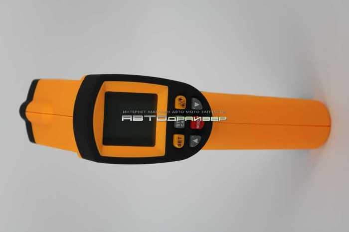 �������� ��������� infrared thermometer GM700