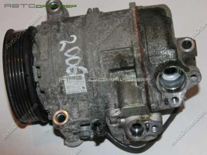 Компрессор кондиционера BMW 64529122618